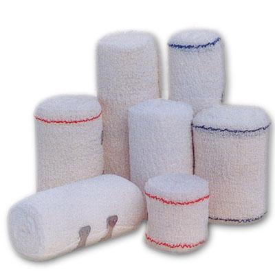 100% Cotton Crepe Elastic Bandage